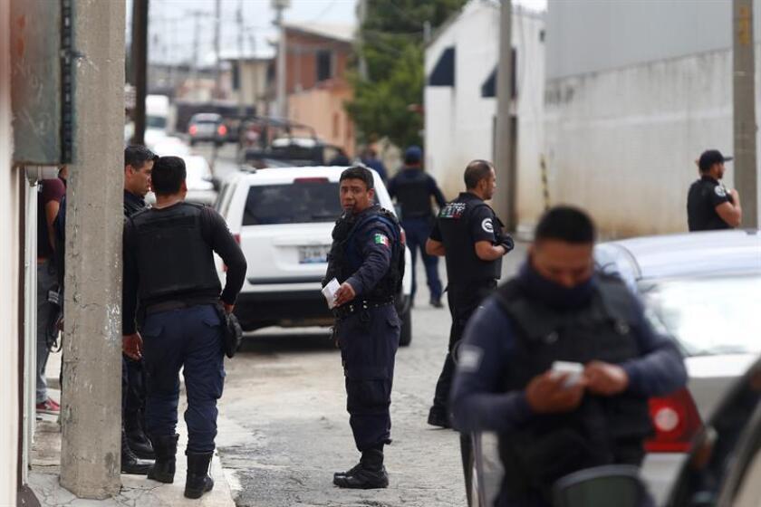 Félix Aguilar Caballero, alcalde electo de Nopalucan, municipio del céntrico estado mexicano de Puebla, fue asesinado cuando regresaba a la comunidad de Santa María Ixtillucan, de donde era originario. EFE/Archivo