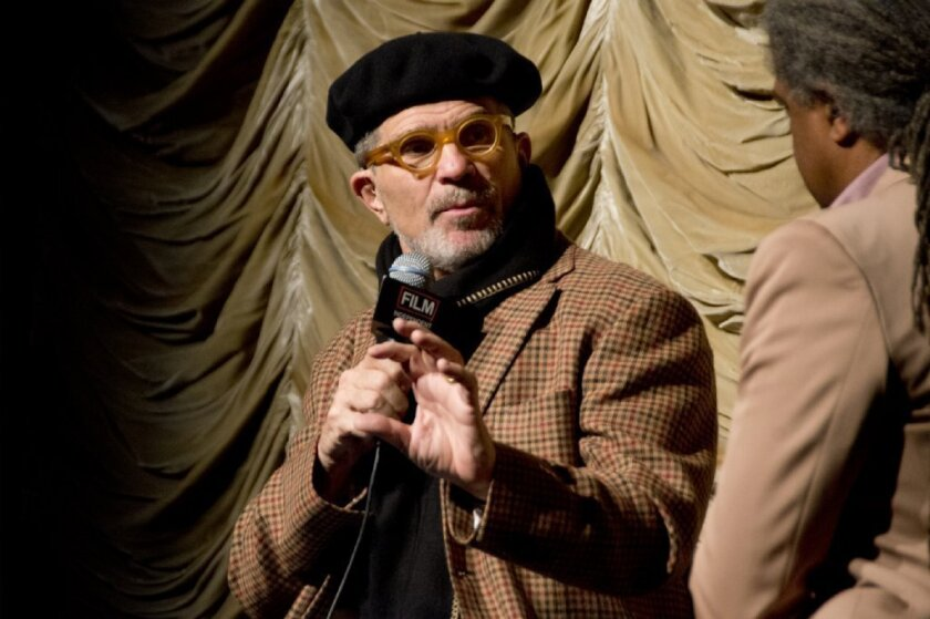 "David Mamet tested ""The Christopher Boy's Communion"" at the Odyssey Theatre."
