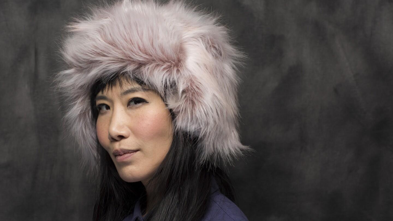 """Writer-actress Vivian Bang, from the film """"White Rabbit."""""""