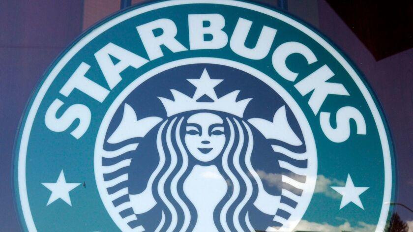 Nestle pays Starbucks 5.99 billion Euros to market coffee, Oakland, USA - 19 Apr 2018