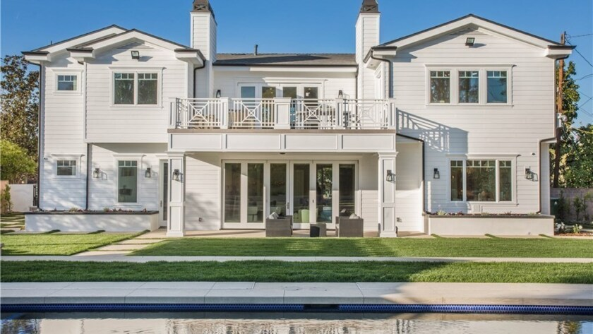 Jordan Clarkson's Woodland Hills home | Hot Property