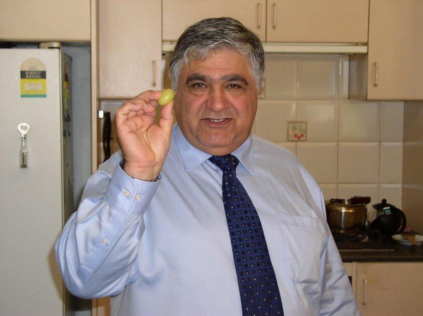 Dinyar Khosraviani