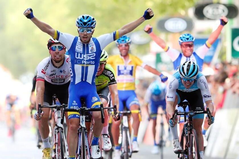 Daniel Mestre gana la tercera etapa y Veloso continúa líder en Portugal