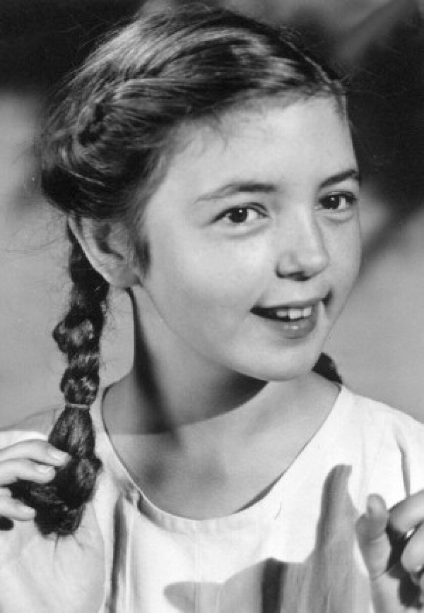"Shirley Mills Hanson played young Ruthie Joad in ""The Grapes of Wrath,"" director John Ford's classic 1940 film based on the John Steinbeck novel."