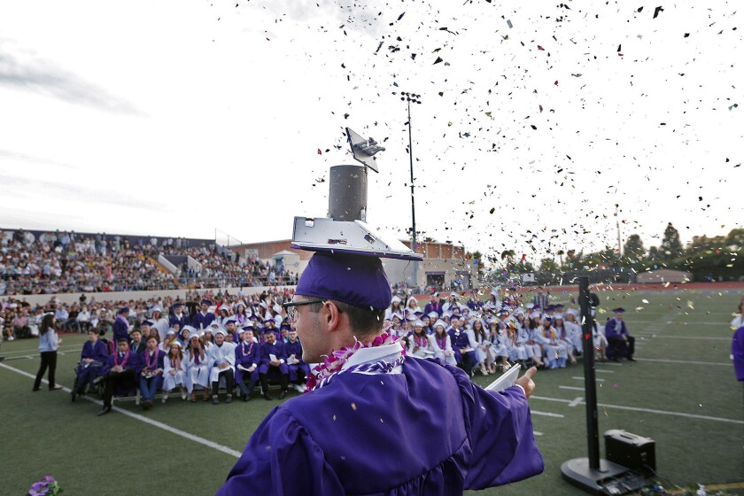 Photo Gallery: Hoover High School graduation