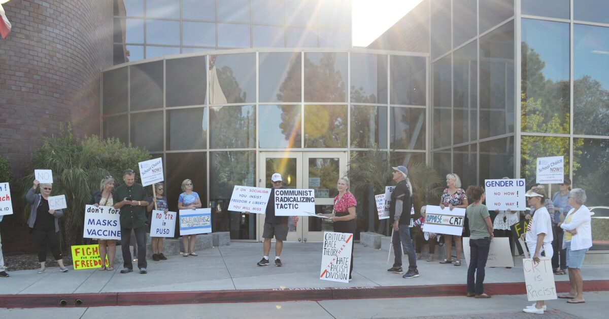 Battle over critical race theory reaches San Diego school districts
