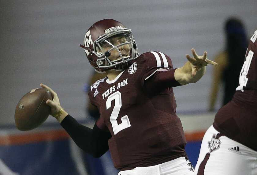 Where does Johnny Manziel end up? Read further.