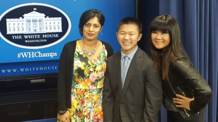 Tanzila Ahmed, Jason Fong and Jenny Yang are Los Angeles recipients of the award.