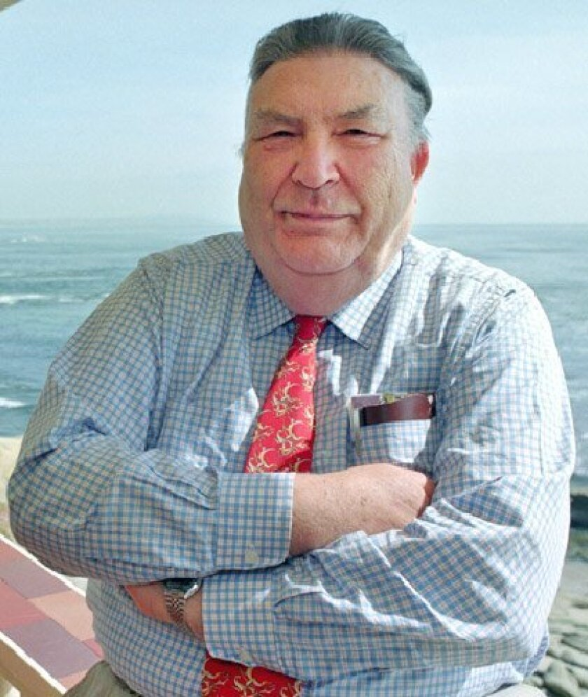 Herb York wrote that the arms  race dominated his work life. (U-T)