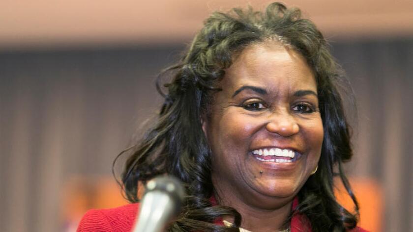 Michelle King. (Associated Press)