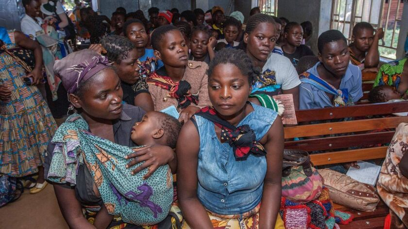 MALAWI-HEALTH-VACCINE-MALARIA