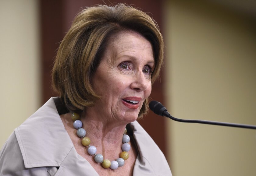 House Speaker Nancy Pelosi has been cautious about impeaching President Trump.