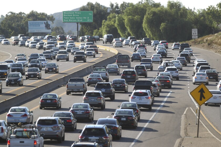 Traffic News & Reports - San Diego Union Tribune - The San