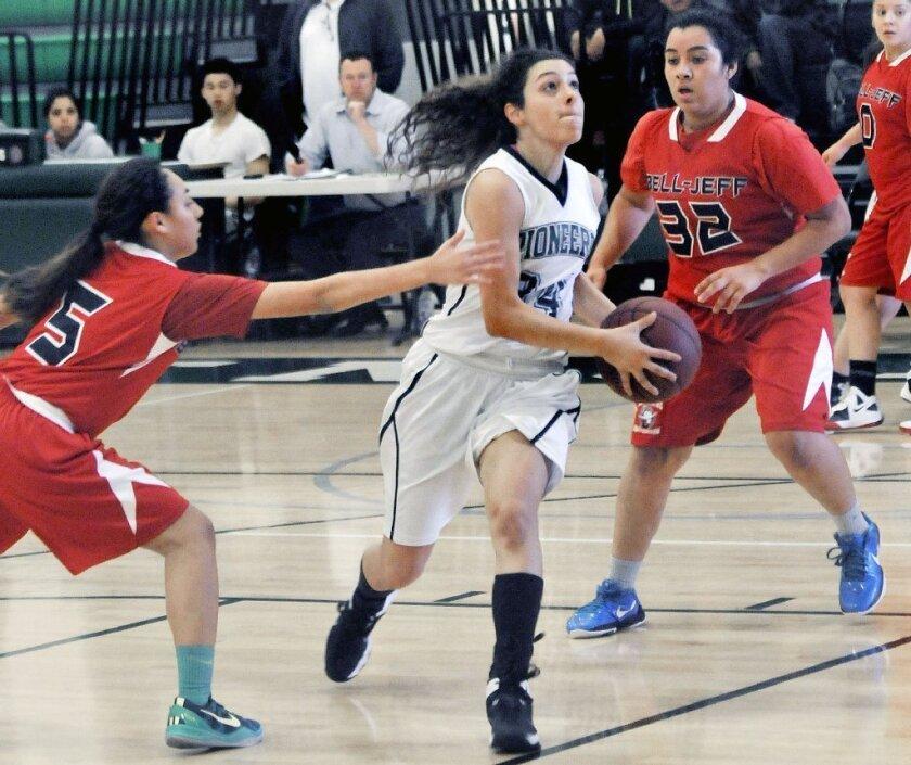 Burroughs, Providence girls' basketball host playoff openers