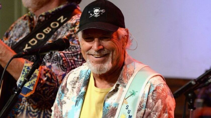 Jimmy Buffett sets San Diego return with October Mattress