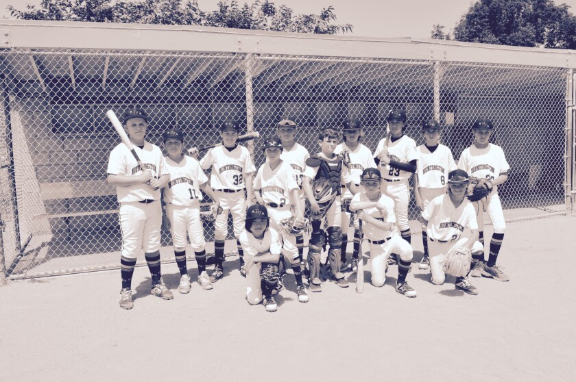 Huntington Valley Little League 11-and-under All-Stars