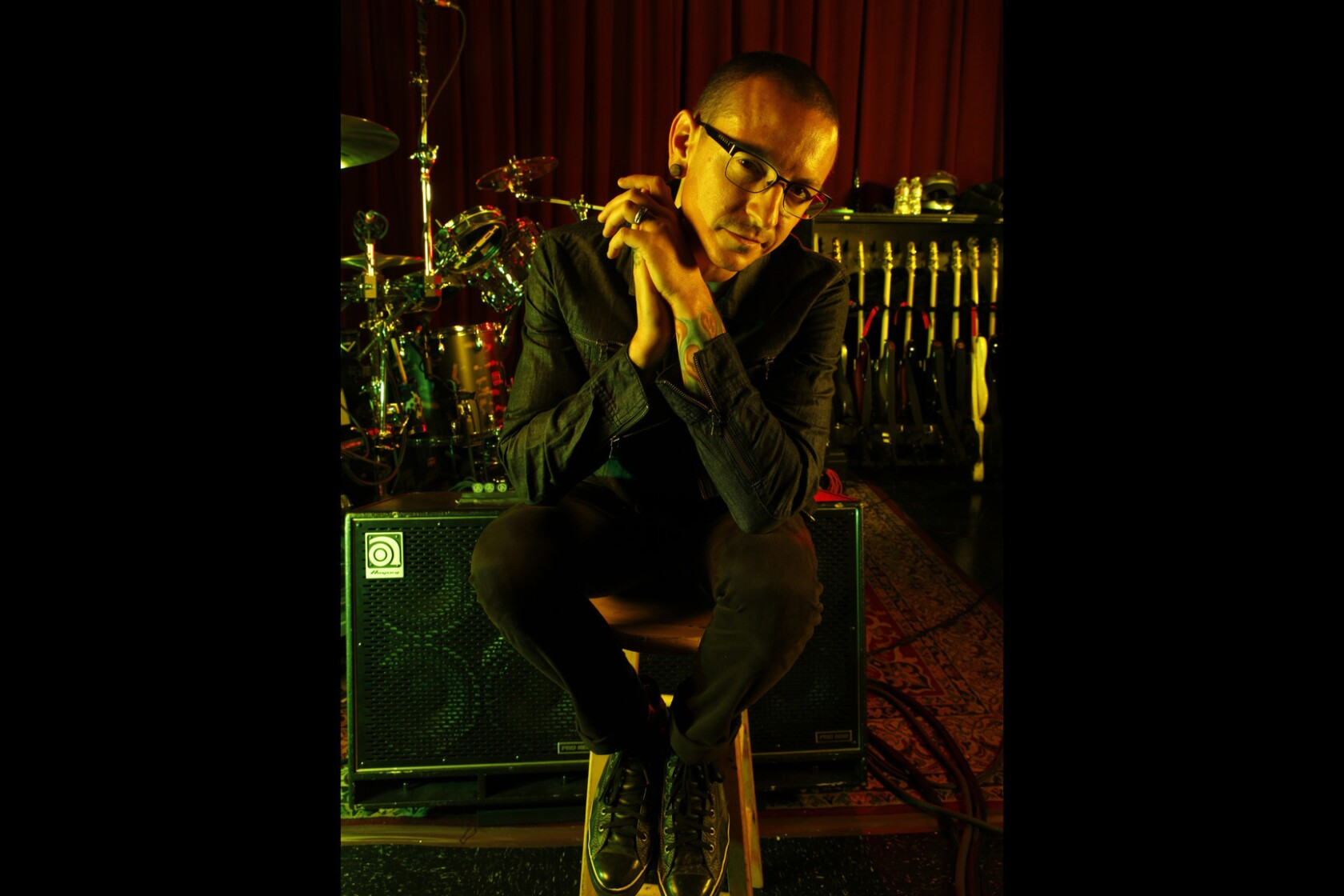 Linkin Park frontman Chester Bennington dies at 41 - Los