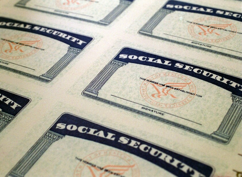 If you cosign a student loan, your Social Security checks can be garnished under certain circumstances.