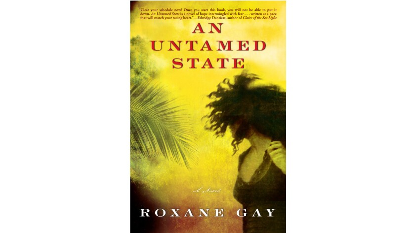 """The cover of """"An Untamed State."""""""