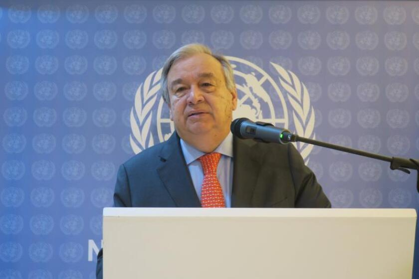 """La ONU investigará los """"incidentes"""" ocurridos en provincia siria de Idlib"""