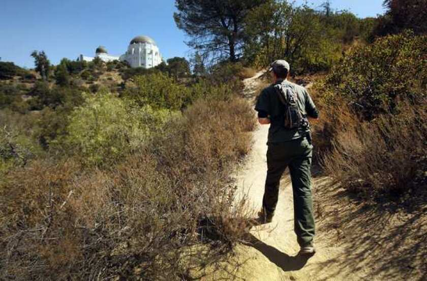 Griffith Park was the most popular film location again in 2012