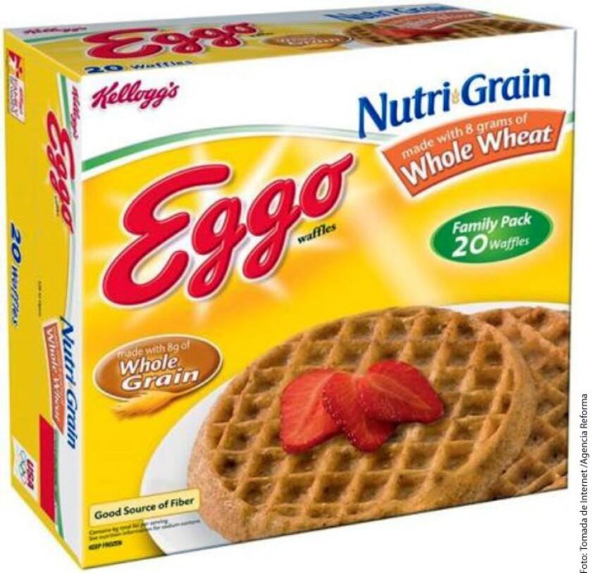 La compañía Kellogg's está· retirando un total de 10 mil cajas de waffles debido al riesgo de que estas estén contaminadas con la bacteria Listeria, informó la empresa en el sitio de su producto.