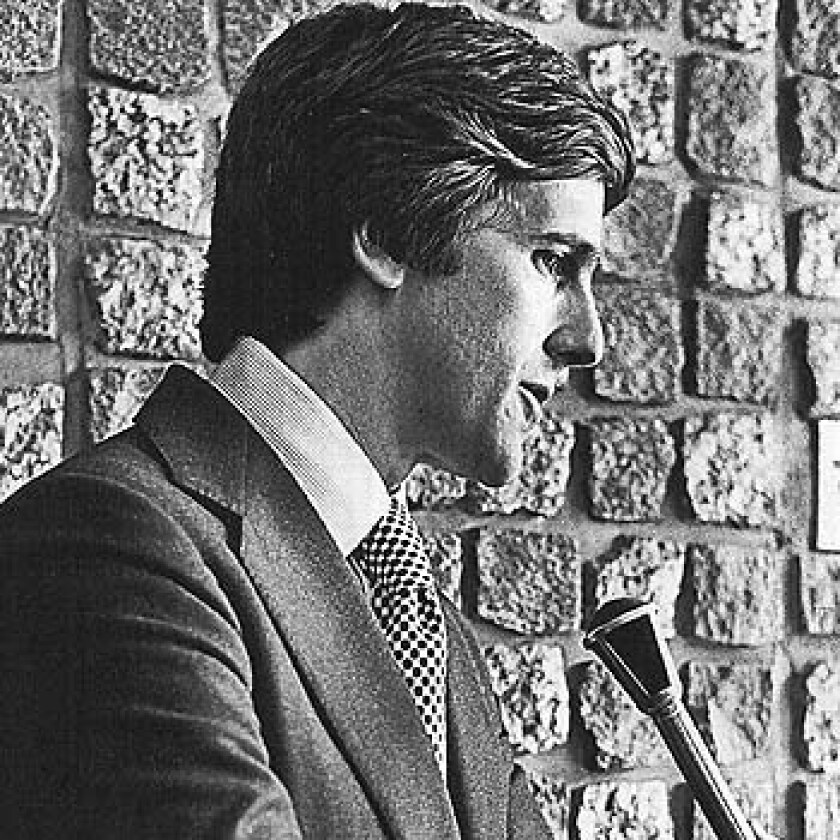 DEFINING EXPERIENCE: John F. Kerry's colleagues said that in the Middlesex County, Mass., district attorney's office, he showed qualities that would become his trademarks in the Senate.