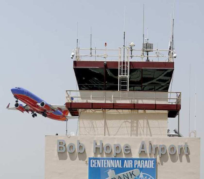 Bob Hope Airport departures get high marks