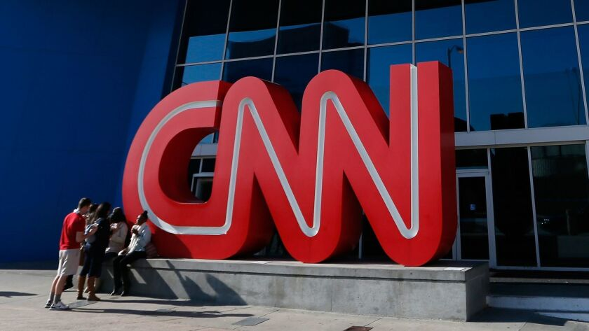 CNN Center is for sale, but employees will remain in Atlanta - Los Angeles  Times