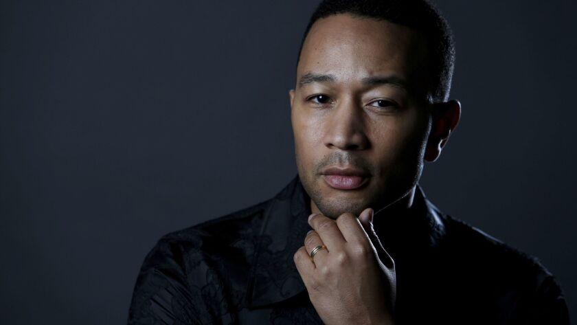 Singer John Legend