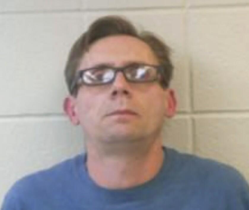 Arkansas Professors Meth Arrests