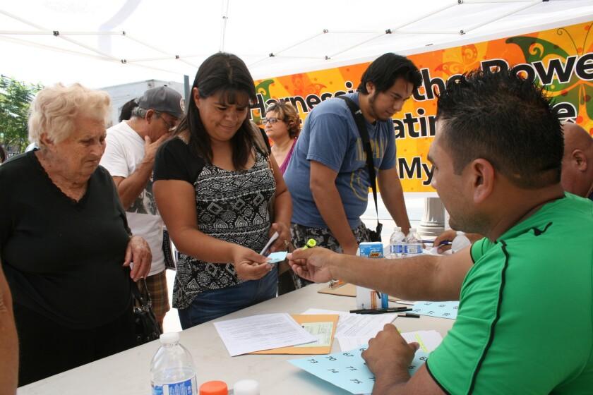 La feria migratoria se desarrollará el 1 de octubre en la sede de River Church, en la ciudad de Anaheim.