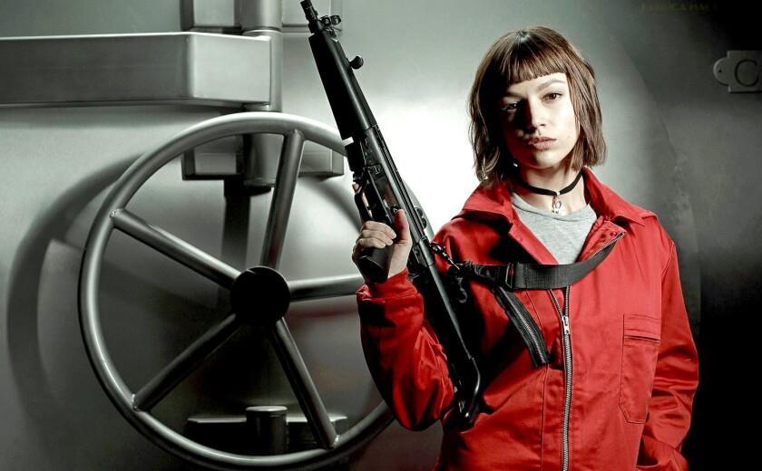 Úrsula Corberó, conocida por su papel de Tokio en la serie española La Casa de Papel, debutará en Hollywood.