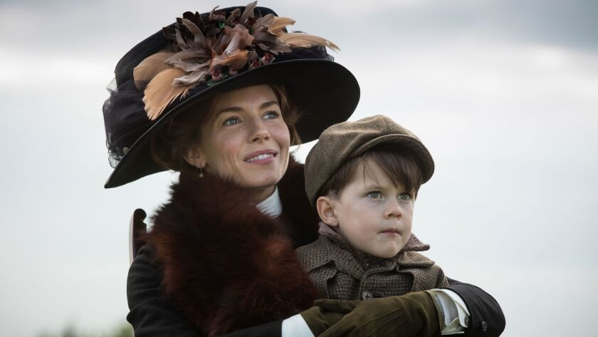 "Sienna Miller stars as Nina Fawcett in director James Gray's ""The Lost City of Z."""