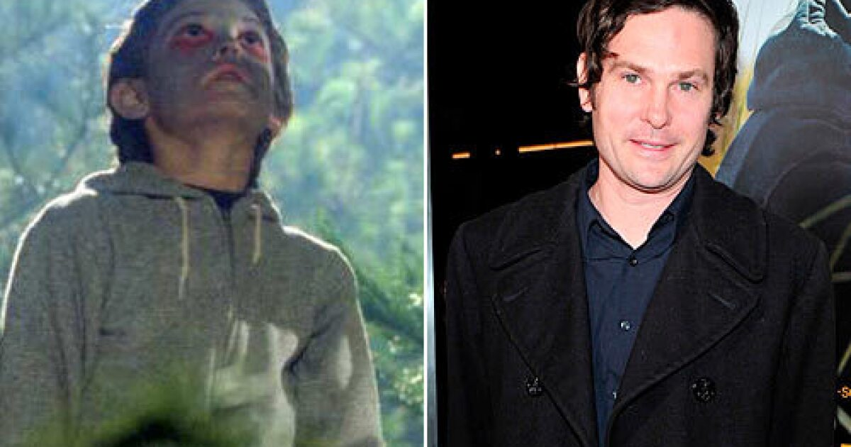 'E.T.' star Henry Thomas arrested on DUI charge after allegedly passing out in car