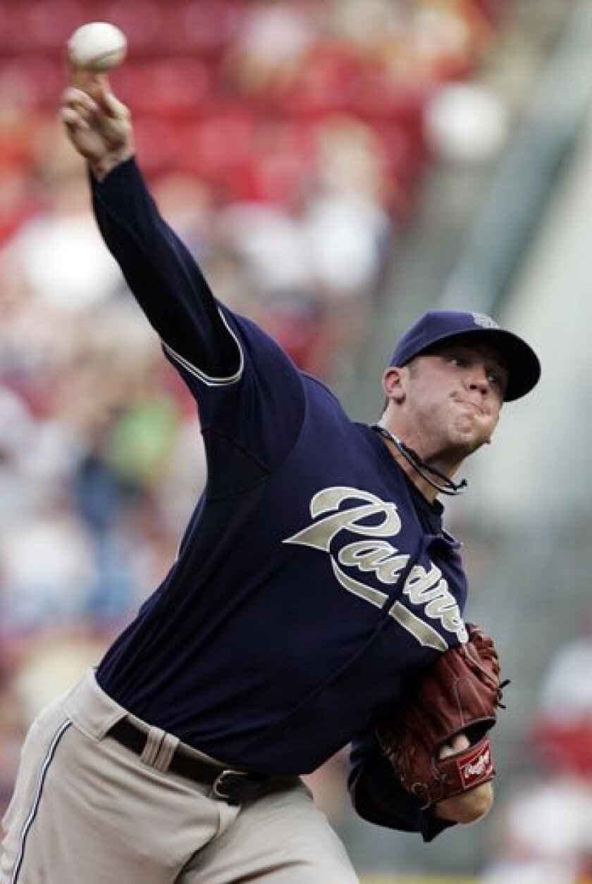 Josh Banks ended a four-game losing streak Saturday in Pittsburgh, despite giving up five runs.