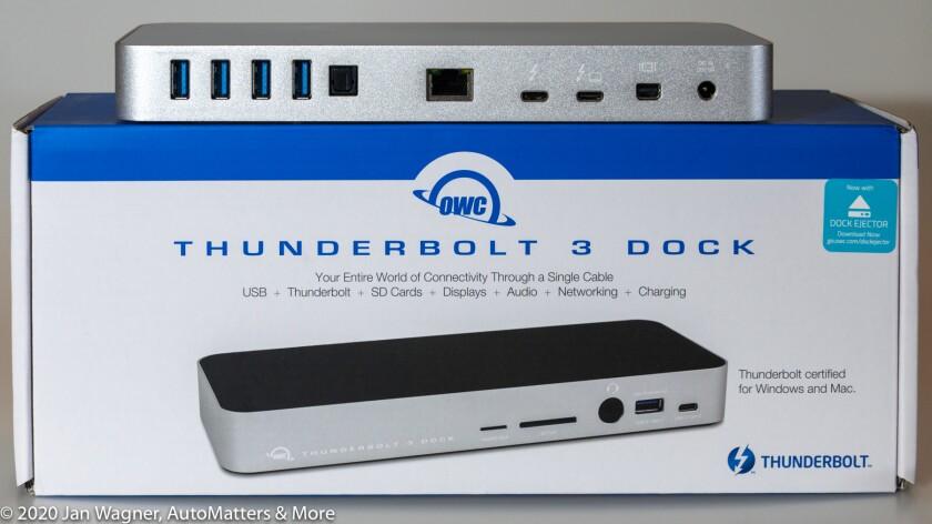01893-20200310 Other World Computing-OWC Thunderbolt 3 Dock & Thunderbolt 3 Pro Dock-Z6