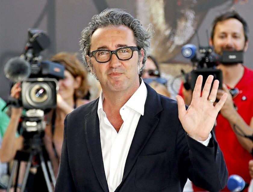 El director Paolo Sorrentino habla sobre las nuevas opciones para ver cine.