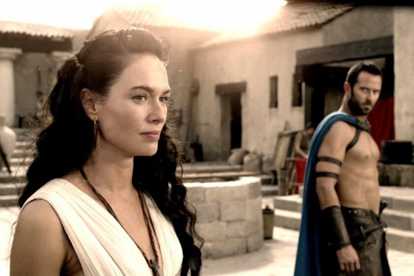 "Lena Headey in ""300: Rise of an Empire."""