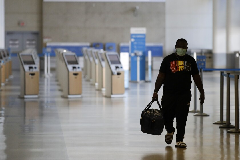 Virus Outbreak Airlines Job Cuts
