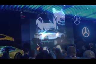 L.A. Auto Show 2014: Mercedes-AMG C63