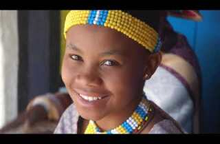 A Minute Away: Song and dance, Lesedi, South Africa