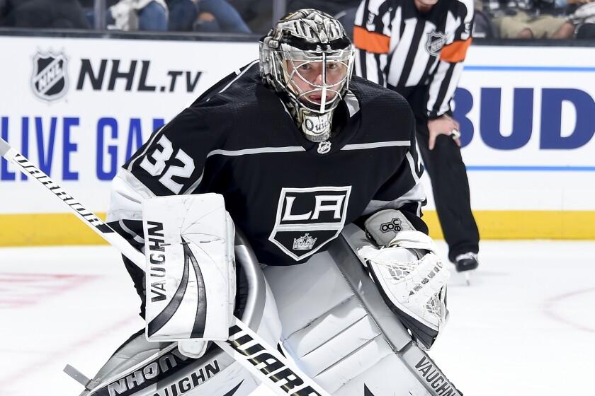 super popular 9f90a 1c4a2 Hockey - Los Angeles Times