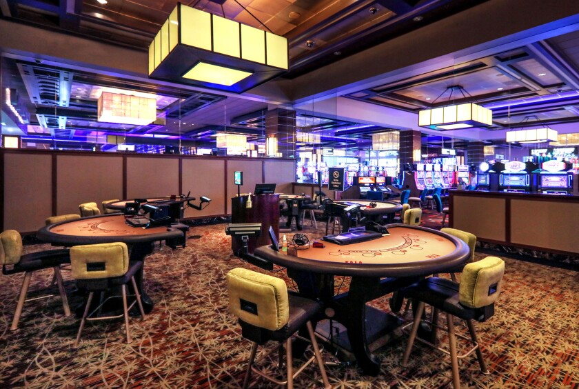 Pala Casino Spa & Resort recently opened the Asian Gaming Room.