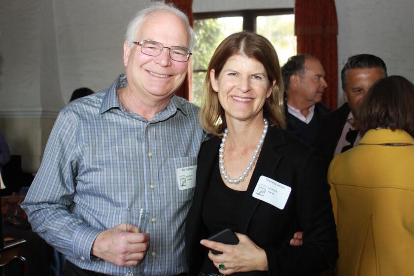 Ric Erdman and Theresa Jarvis
