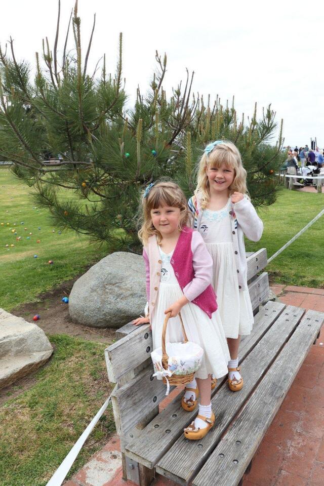 Del Mar Easter Egg Hunt
