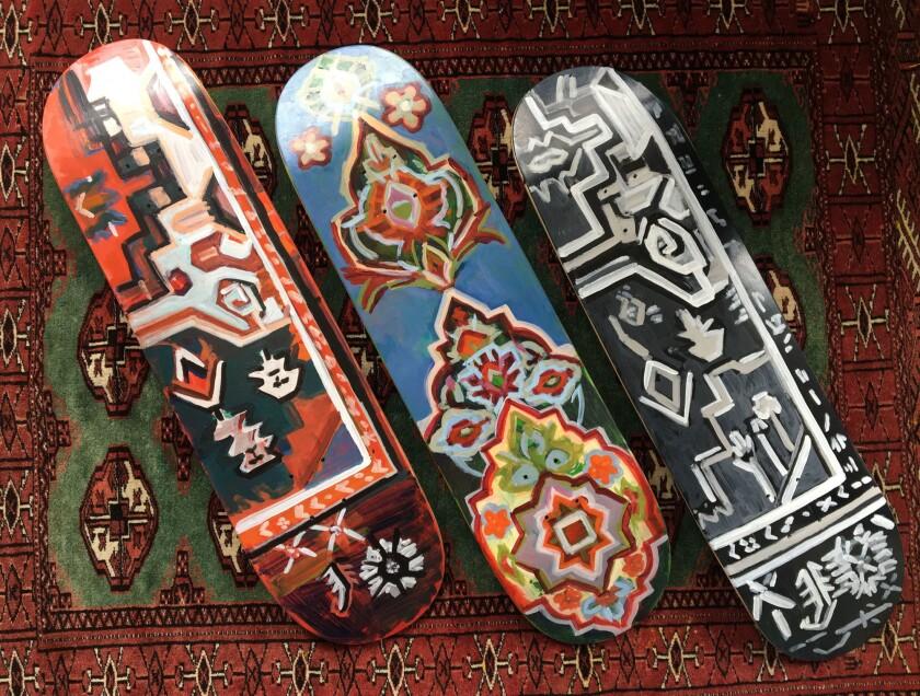 Magic Carpet Ride series Jackie Warfield small