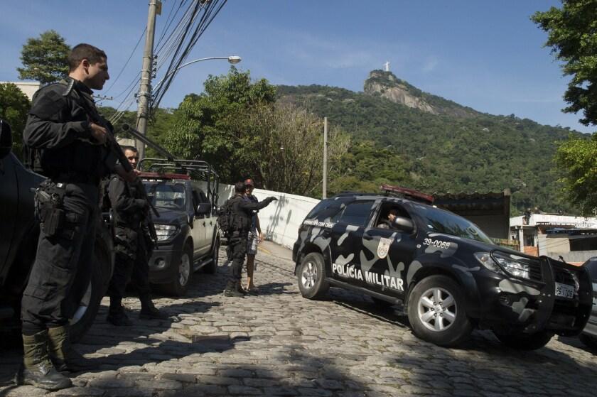 Brazilian government cracks down on crime