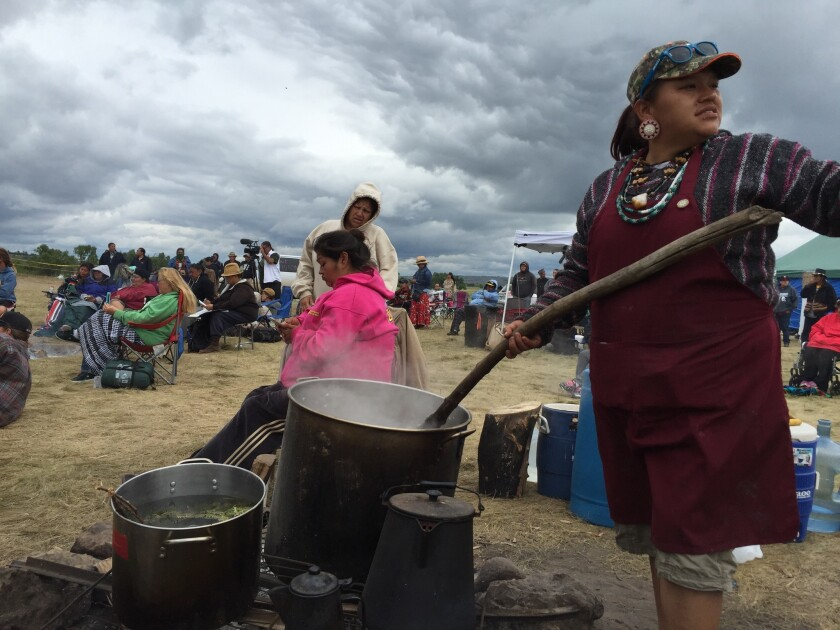 Tribal occupation