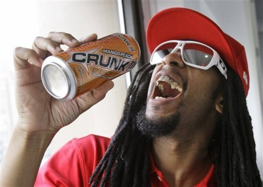 In this May 3, 2010 photo, rap artist Lil' Jon poses for a portrait in New York. (AP Photo/Frank Franklin II)